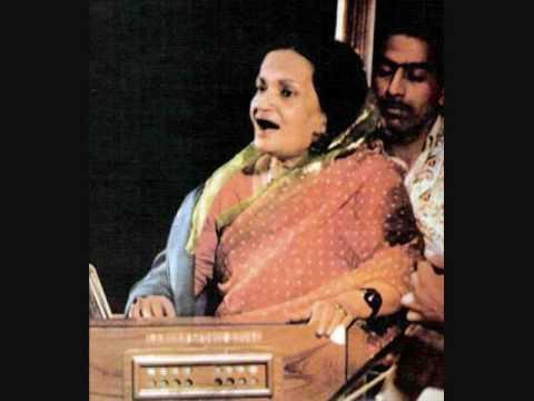 Dadra in Bhairavi - Hamri Atariya Pe Aao -by Begum Akhtar