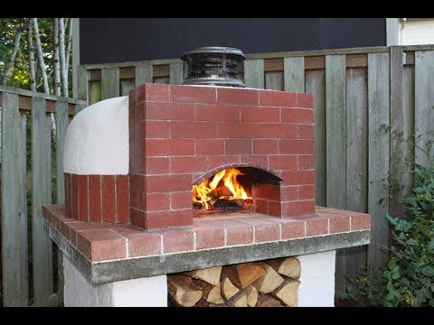"""How to build the 28"""" Mattone Cupola Wood-Fired Pizza Oven by BrickWood Outdoors"""