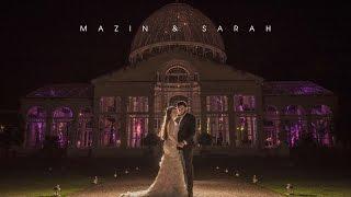 Amazing Iraqi Wedding, Syon Park, London, Mazin & Sarah, Wedding Cinematography IamMediaUK