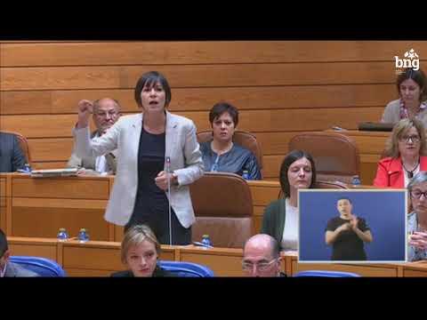Sr. Feixóo, se non é quen de darlle solución ao problema industrial de Galiza, marche para a casa