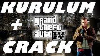 GTA 4 (CRAKC+KURULUM+SORUNSUZ ÇALIŞTIRMA) BÜTÜN SORUNLAR BU VİDEODA 2016