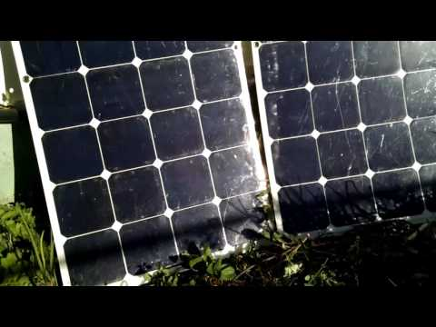 Solar Charging Problem SOLVED!!!