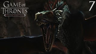 Game of Thrones: A Telltale Games Series (Ep.3) - Меч во тьме. Дрогон #7