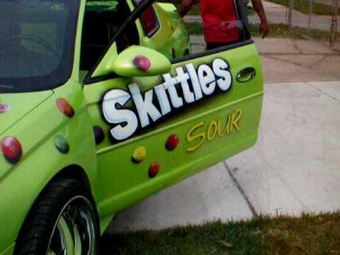 20+ Skittle Cars
