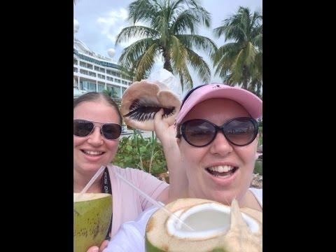 Grand Bahama Island Cruise Port Day Four; Royal Caribbean VLOG episode 16