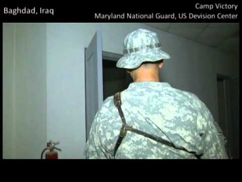 WATCH Inside the Detention Center that held Saddam Hussein and Chemical Ali