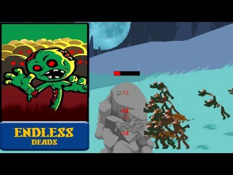 ENDLESS DEADS MODE! | Stick War Legacy
