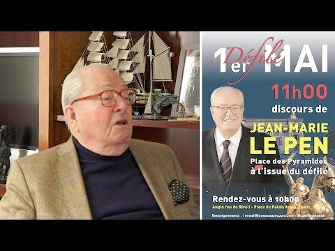 Journal de bord de Jean-Marie Le Pen n° 468