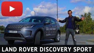 Land Rover Discovery Sport 2020 на бездорожье - Ленд Ровер Дискавери Спорт обзор