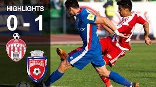 Rezumat: Sepsi - FC Botosani 0-1 (0-1)