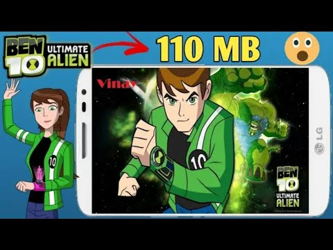 Download Ben 10 COSMIC DESTRUCTION 110MB With PSP Emulator And Without Net ... 🎮