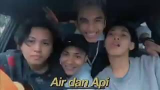 Naif - Air Dan Api (Cover Petrus Mahendra ft Jojoanito ft Fredo Aquinaldo)