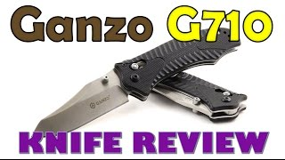 Ganzo G710 FULL Review.  Time 🕓 to Satisfy that 7⃣ Year Itch for Less than 💲17USD.