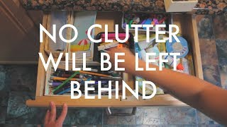 Clutter Challenge with Get Organized Already!