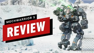 MechWarrior 5: Mercenaries Review (Video Game Video Review)