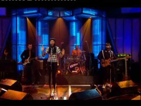 V V Brown on Later with Jools Holland