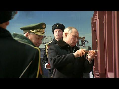 """На """"Адмиралтейских верфях"""" заложено судно, способное решать задачи от тропиков до Арктики."""