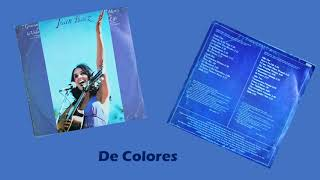 De colores/Joan Baez 1974