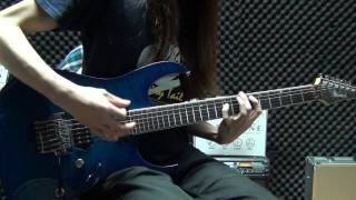 One OK Rock - Wherever you are guitar 結他 Cover by Eric Lo 【TAB譜あり】