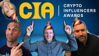 Crypto Influencer Award Experience | 0.5ETH GIVEAWAY WINNER
