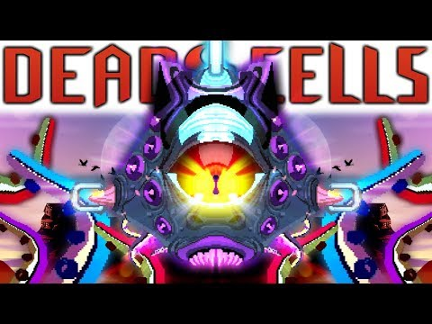 THE INSUFFERABLE CRYPT - THE WATCHER | Dead Cells Gameplay