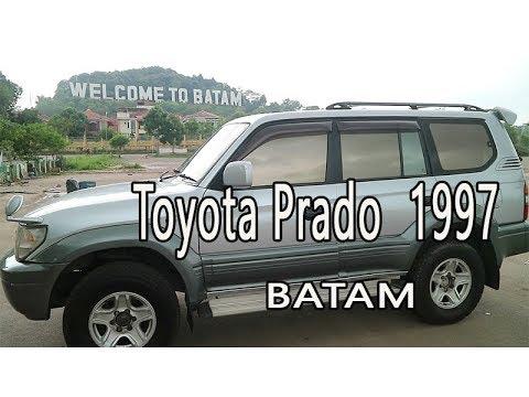 Toyot Land Cruiser Prado 1997 Batam