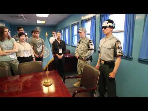 Korea's Demilitarized Zone (DMZ) USO Tour - Ansan Answers