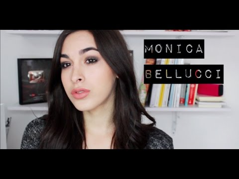 MAQUILLAJE PARA FIESTAS - MINI SMOKEY EYE / Monica Bellucci Makeup Look | Victoria Volkova