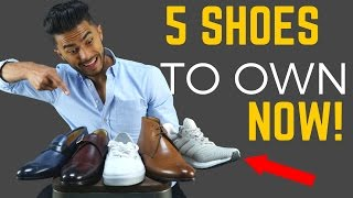 5 STYLISH Shoes to Own Right Now