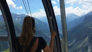 Adventure to the Alps - Vlog - Skyway: Monte Bianco | Lulycas