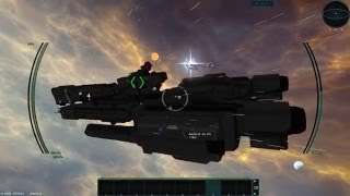 StarMade SUN DAMAGE! NOW WITH BOOMS!!!! WTF Schine?