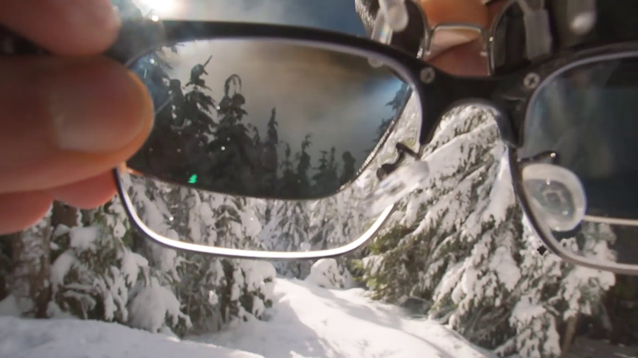 84434e19b20cc ElementsActive Polarized Clip On Sunglasses Demo - YouTube