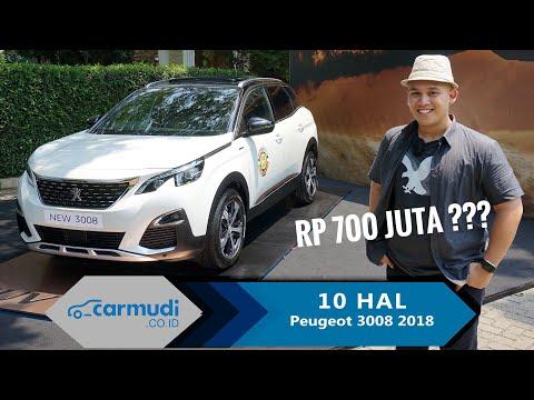 Peugeot 3008 Indonesia 2018 - 10 HAL yang Perlu Diketahui