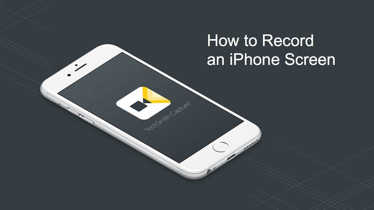How to Record Your iPhone Screen (21 Amazing Tips!) | Blog | TechSmith