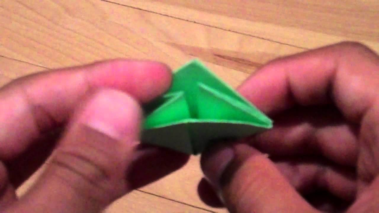 How to Make the Origami Sanbo (Japanese offering tray ... - photo#5