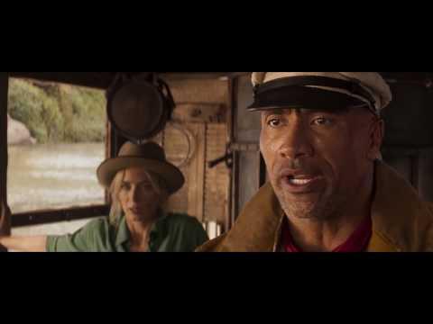 Круиз по джунглям - Русский тизер-трейлер (дублированный) 1080p