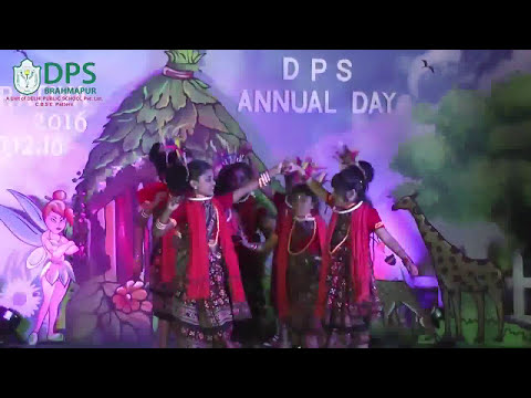 DPS Brahmapur Annual Day - 2016   For Event & Advertising Call : 7205061007