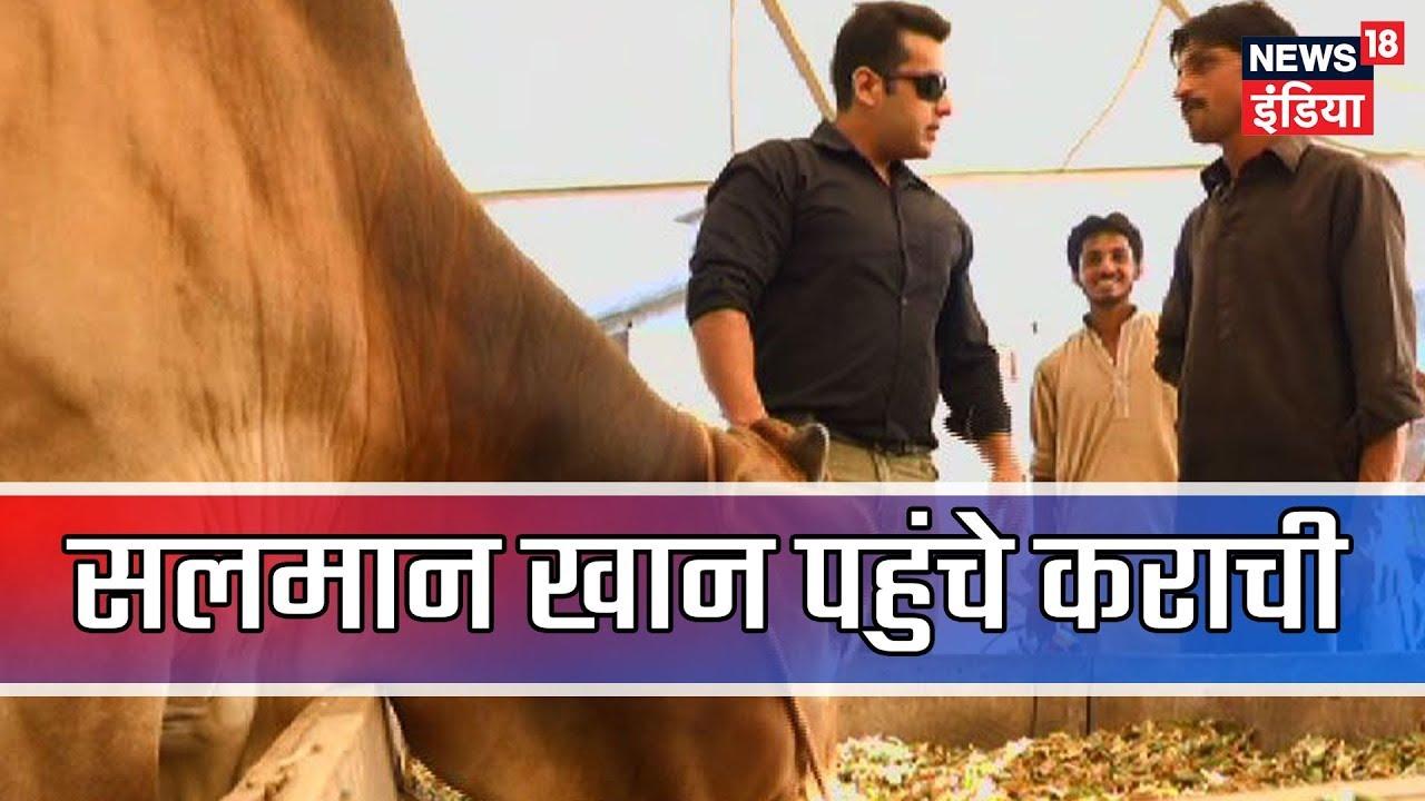 Salman Khan lookalike snapped in Pakistan's Karachi market | Lunchbox | Bollywood Special News