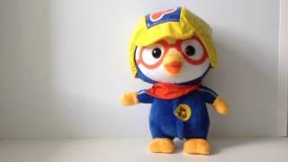 Пингвиненок Пороро  поет и говорит игрушка Мульти Пульти ОБЗОР
