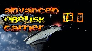 Advanced Obelisk Carrier [t5_u] With All Ship Visuals - Star Trek Online