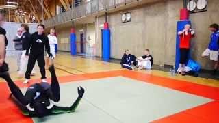 Ninja Grappling (Submission Wrestling Tournament Highlights)