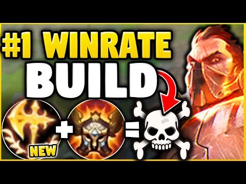 THE NEW #1 DARIUS BUILD HAS A 66% WINRATE?! HOW?! SEASON 8 DARIUS GAMEPLAY! - League Of Legends