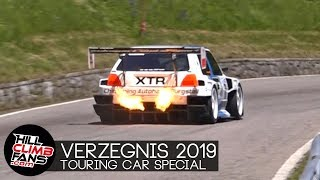 Verzegnis 2019 - Hill Climb Touring Car Special