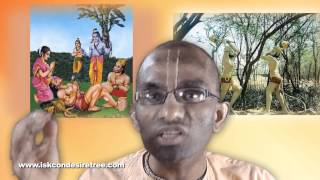 Value Education 29  - Ramayana 11 - Vali 2 - Real repentance is seen in rectification