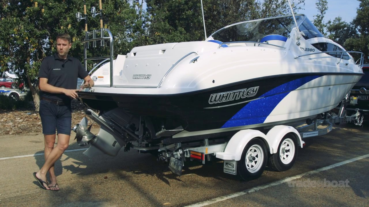 Whittley CR 2080 Outboard Boats | Whittley Marine Group