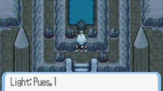 Pokemon Crystal Darkness Script inicial .wmv