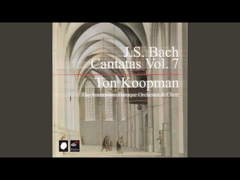 """""""Erwünschtes Freudenlicht"""" BWV 184"""