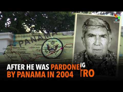 Luis Posada Carriles: U.S.-Backed Terrorist