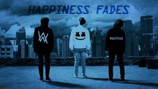 Faded x Happier (MASHUP) Alan Walker, Marshmello ft. Bastille