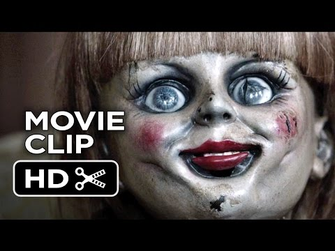 Annabelle Movie CLIP - Sewing Machine (2014) - Horror Movie HD